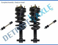 Chevy Suburban 1500 Gmc Yukon Struts Assembly Sway Bars Fit Front Left Amp Right Fits 2007 Chevrolet Suburban 1500