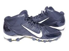 separation shoes aac79 61bfe item 6 Nike Alpha Shark 3 4 Men s Football Cleats Size 9.5 Black Shoes  642770-001 -Nike Alpha Shark 3 4 Men s Football Cleats Size 9.5 Black Shoes  642770- ...