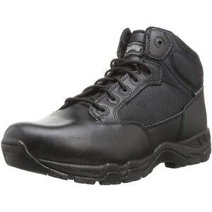 Magnum-Mens-5-034-VIPER-PRO-5-Side-Zip-SZ-WP-Black-Police-Army-Combat-Boots-5479