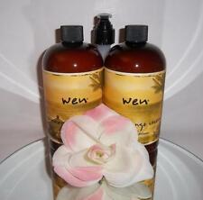 Wen Cleansing Conditioner Shampoo 2 x 16oz = 32oz SUMMER MANGO COCONUT Chaz Dean