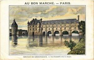 CPA-Chateau-de-Chenonceaux-Vue-d-039-ensemble-avec-le-donjon-611802