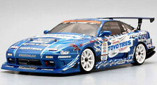 Yokomo 1/10 RC Car BODY Shell Team TOYO TIRES DRIFT GP SPORTS 180SX SD-TY18SA