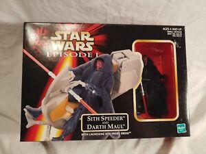 Star-Wars-Episode-I-Sith-Speeder-and-Darth-Maul-1998
