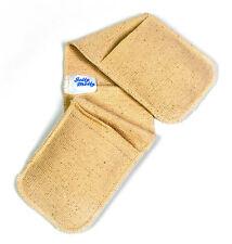 """36"""" Oven Gloves Jolly Molly Double Thick Heat Cloth Long Heavy Duty Mitt GBBO"""