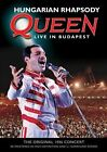 Hungarian Rhapsody: Queen Live in Budapest [DVD] by Queen (DVD, Nov-2012, Eagle Rock (USA))