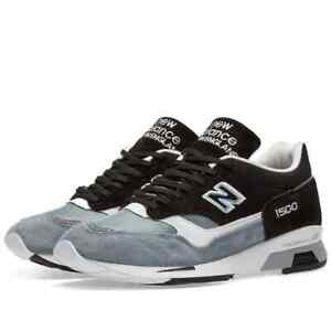 the latest 3d952 d9009 Details about Mens New Balance 1500 PSK Trainers UK Size 6.5 Suede Grey  White Made In UK