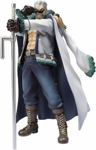 Figuarts ZERO One Piece SMOKER PUNK HAZARD Ver PVC Figure BANDAI from Japan