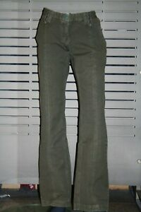 Broadway aabeia Pants Green Woman New Jeans 90er Vintage