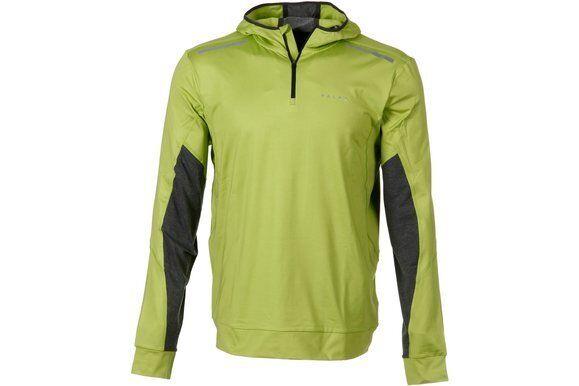 Falke Camisa  Capucha Corriendo Jacket Lime Para Hombre Talla L  connotación de lujo discreta