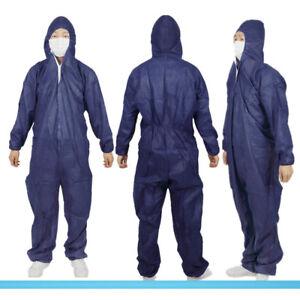 Einweg-DIY-Papier-Anzug-Schutz-Overall-Overall-Arbeitskleidung-DE