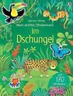 Mein erstes Stickerbuch: Im Dschungel von Alice Primmer (2016, Taschenbuch)