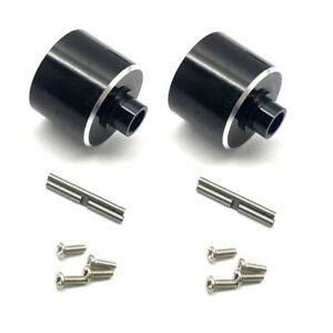 2-StueCk-Metall-Upgrade-Differential-Box-Fall-fuer-WLtoys-144001-1-14-RC-Auto-V9J3