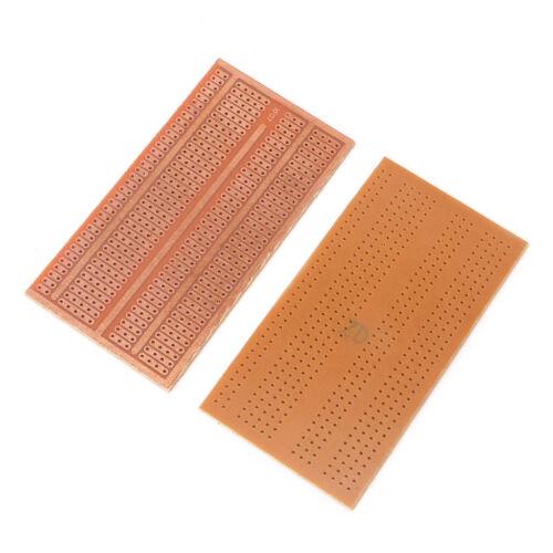 10 Pcs 5x9.5cm DIY Prototype Paper PCB Universal Experiment Matrix Circuit Board
