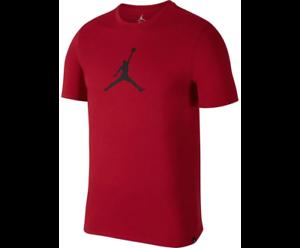 21d14395a75579 Details about NWT - NIKE JORDAN Men s JUMPMAN JMTC 23 7 Gym Red Black  GRAPHIC T-SHIRT - 2XL