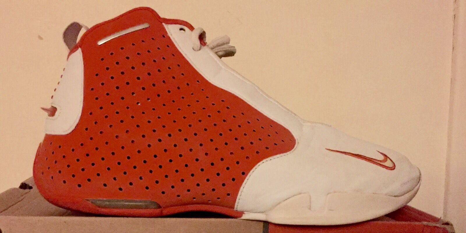 Nike Zoom Flight 2k3 Rare Vintage Limited Sz 8 Kidd Payton
