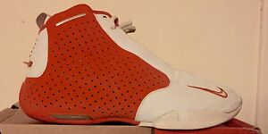 sports shoes f5b61 c9900 Image is loading Nike-Zoom-Flight-2k3-Rare-Vintage-Limited-Sz-