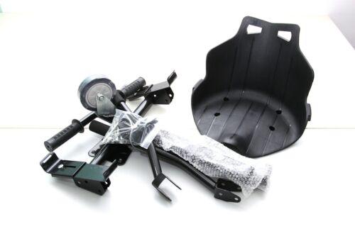 """schwarz *NEU* EasyCruiser Premium Hovercart für 6,5-10/"""" Hoverboard"""