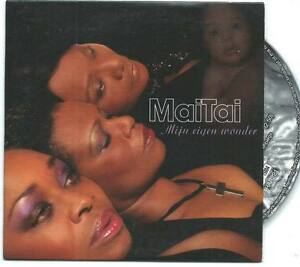 MAI-TAI-Mijn-Eigen-Wonder-2-TRACK-CARDslv-CD-single-sung-in-dutch