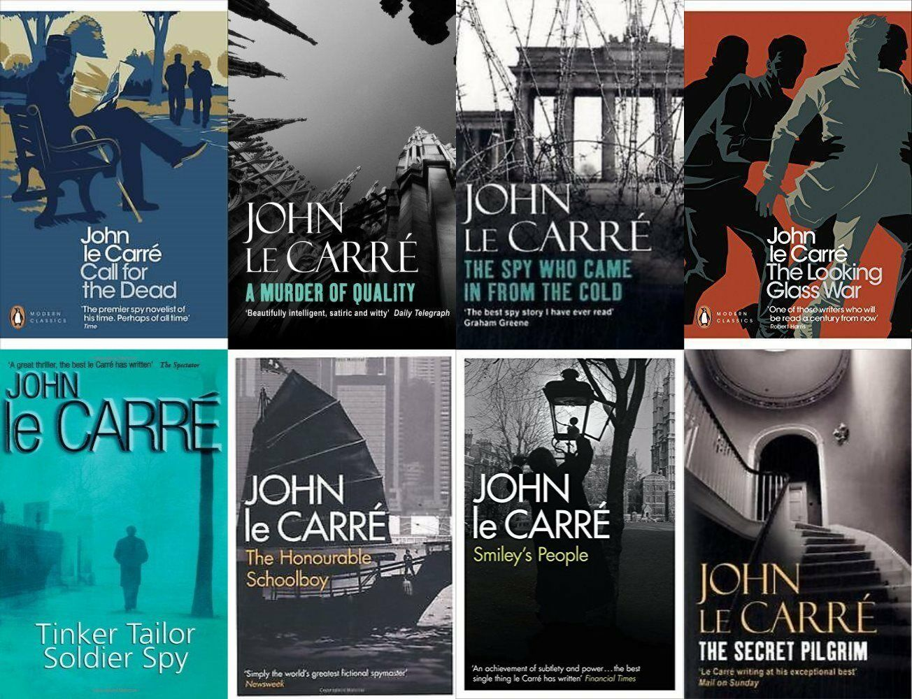 John le Carre Collection - John le Carre