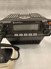 Motorola Xtl2500 900 Mhz P25 Digital 30 Watt Complete System Ham