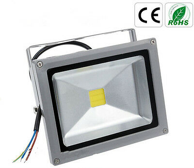 20W Cool White 220V LED High Quality Garden Outdoor Flood Spot Light Waterproof