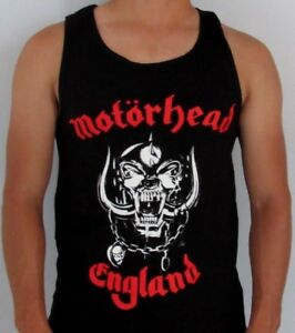 06e78eb00cf08d Details about MOTOR HEAD ENGLAND METAL ROCK MEN s TANK TOP SIZES