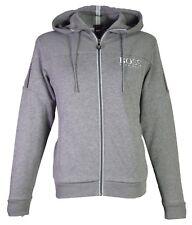 f31dd287b Hugo Boss Green Saggy Hadiko 50302096 Grey Hooded Tracksuit Grey UK ...