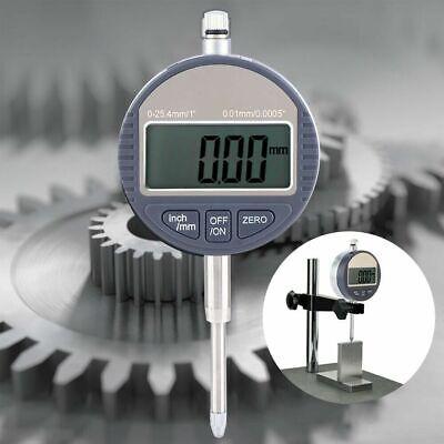 Dial Indicator Test DTI Gauge 0~25.4mm Digital Test Dial Indicator Equipment UK