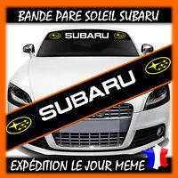 Bande Pare Soleil Subaru