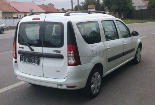 Estándar tapiz bañera espacio de carga para bañera Dacia Logan II corpuscular//Combi desde 2013