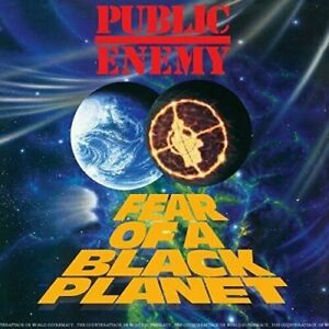 PUBLIC-ENEMY-FEAR-OF-A-BLACK-PLANET-VINYL-NEW-amp-SEALED