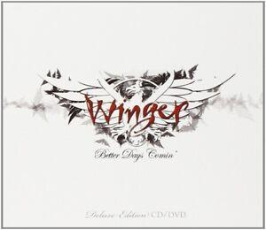 WINGER-BETTER-DAYS-COMIN-LTD-DIGIPAK-DVD-CD-DVD-NEUF