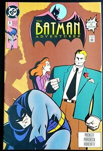 THE-BATMAN-ADVENTURES-8-VF-CLAYFACE-THE-INVISIBLE-MAN-DC-1993-1st-Print