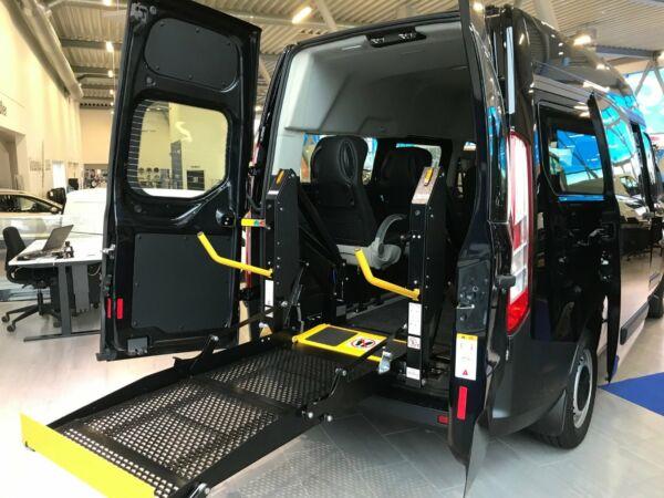 Ford Transit Custom Kombi 320L 2,0 TDCi 130 Ambiente aut. - billede 4