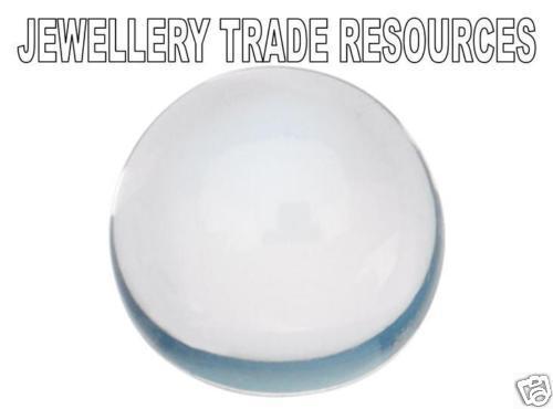 Natural Moonstone 3mm Round Cabochon Gem Gemstone