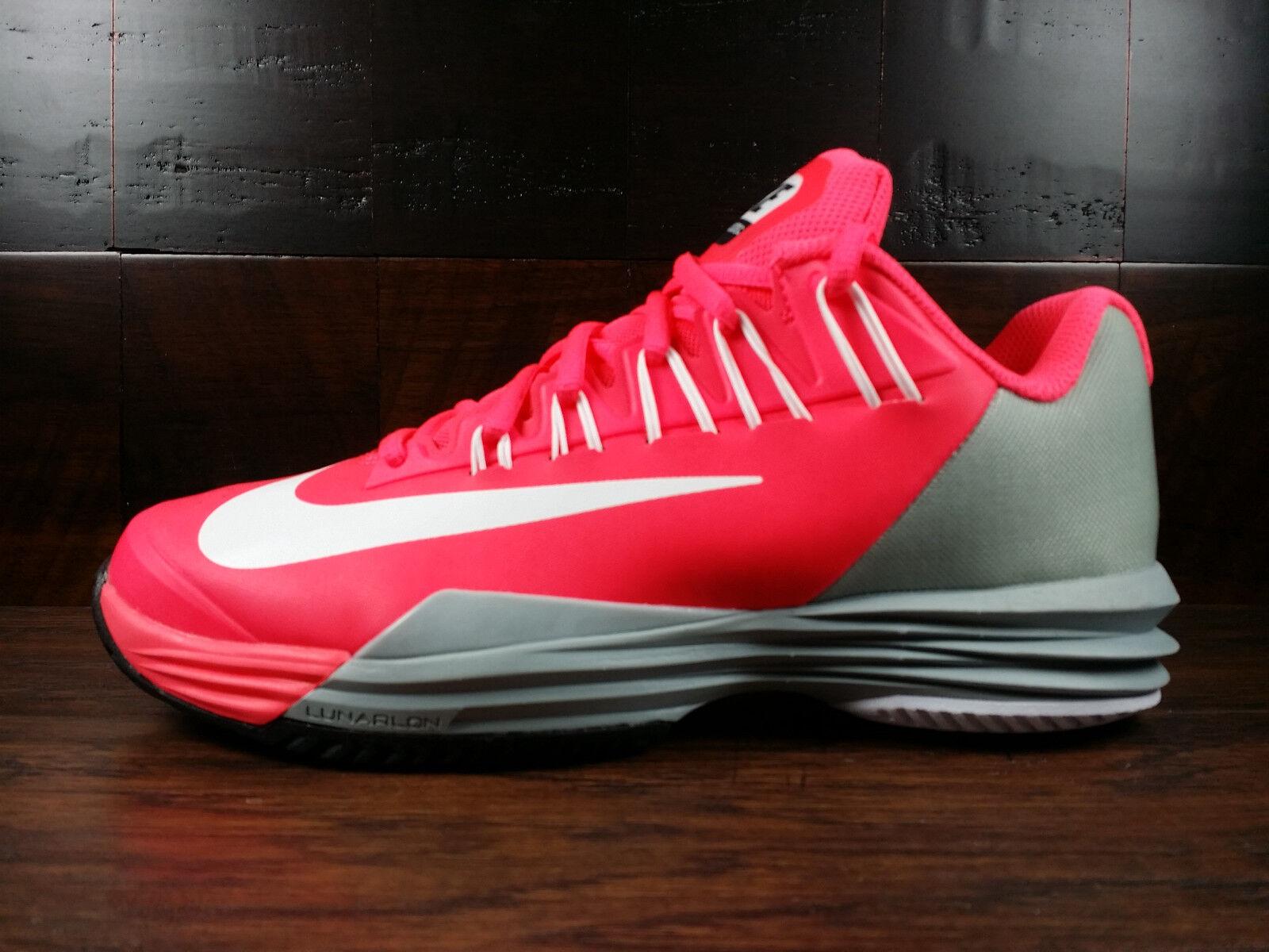 Nike Lunar Ballister (Hypertpunch) Tennis Wmns Sz 6 -10