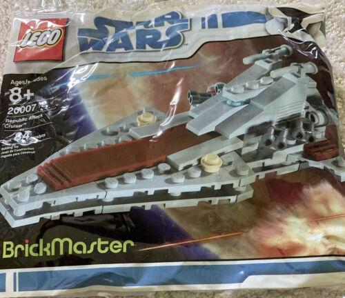 LEGO 20007 STAR WARS BRICKMASTER REPUBLIC ATTACK CRUISER NEW POLYBAG