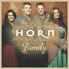 The Horn Family by The Horn Family (CD, Mar-2014, Provident Music Group)