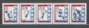 Mexico - Mail 1996 Yvert 1662/6 MNH Deportes. Games Olympic Of Atlanta