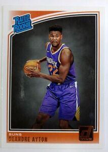 2018-18-Panini-Donruss-Rated-Rookie-Deandre-Ayton-RC-157-Phoenix-Suns