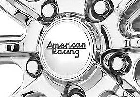 American Racing VN507 1511C01 Center Cap Chrome NEW fits all bolt patterns