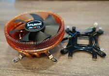 Zalman CNPS8900 Quiet - Slim CPU Cooler Intel Sockets LGA1155/1156/1150/1366/775