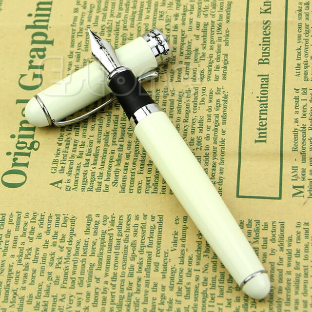 Hot Sold New Jinhao X750 Deluxe 18kgp Fountain Pen Medium Nib