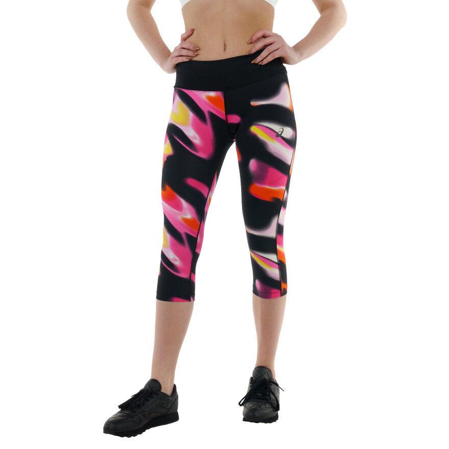 Asics fuzeX Knee Tight Leggings Damen Laufen Capri