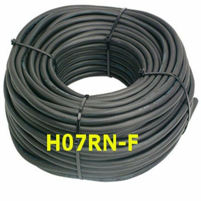 Gummikabel H07RN-F 3G2,5 (3x2,5) 50m