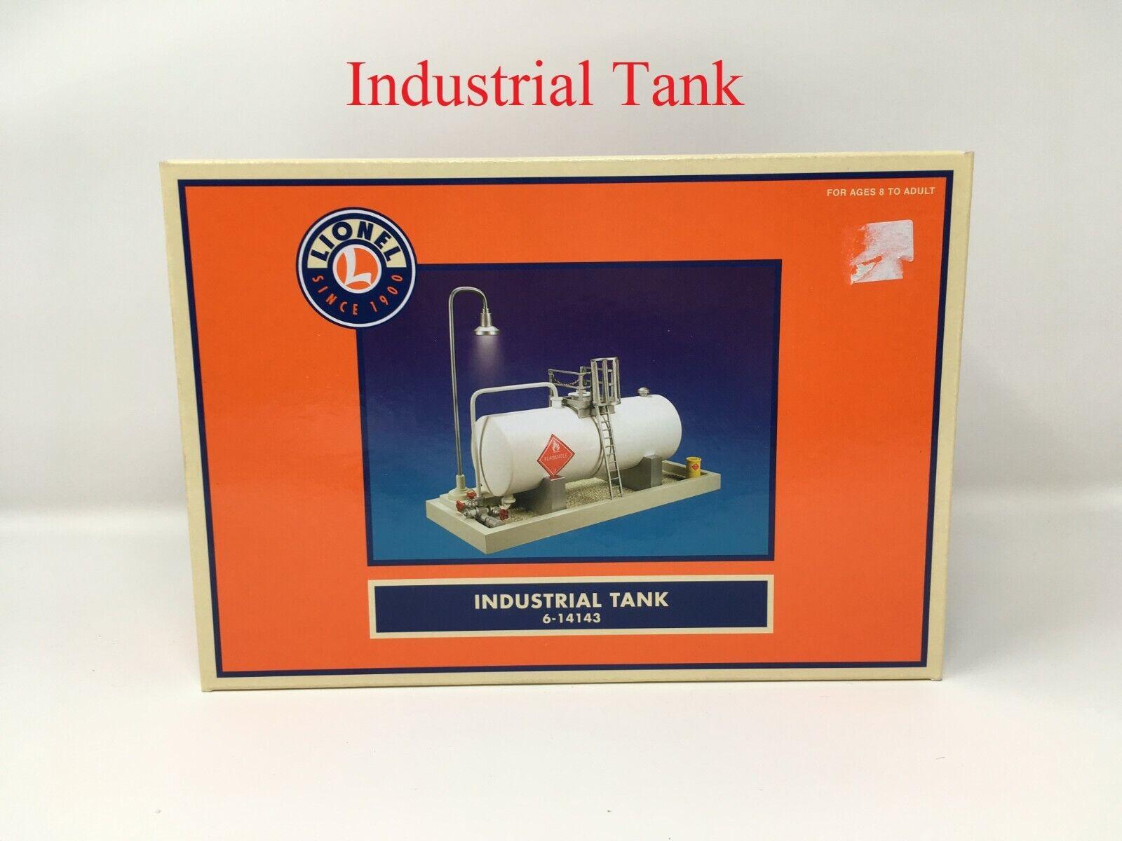 Lionel 614143 operativo Serbatoio industriali o Gauge NUOVO