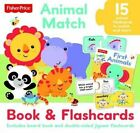 Fisher Price Jigsaw Flashcards Animal Match by Fisher-Price (Multiple copy pack, 2015)