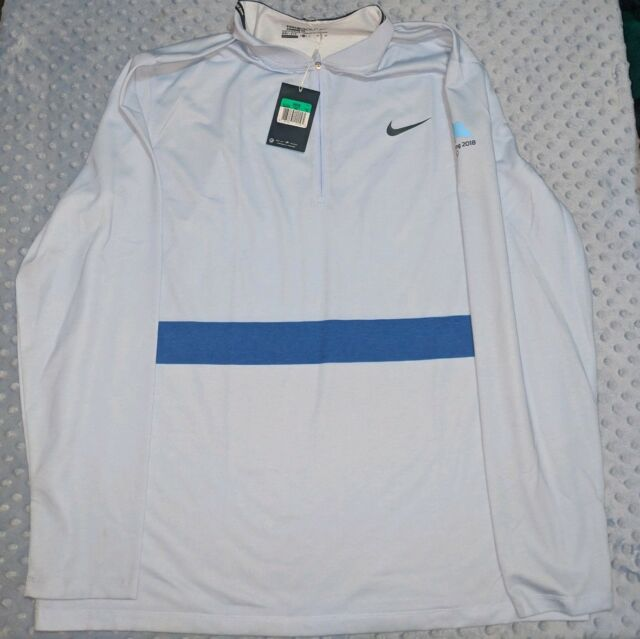 detailed look 2ee29 adad7 Nike Golf Dri-fit 1/4 Zip Pullover Men's Sz XL Pyeongchang 2018 Olympics A7