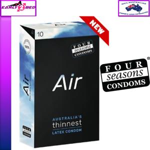 Four-Seasons-Air-10-Bulk-Buy-Condoms-Thinnest-Ultra-Thin-Sensation-Feel-Condom