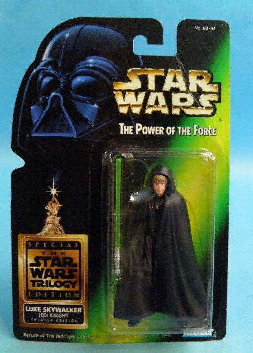 Star - wars - die macht des force - sonderausgabe luke skywalker jedi - ritter